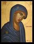 La Vierge de refuge - H Παναγία η Καταφυγή