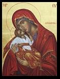 La Mère de Dieu Glykophiloussa - Η Παναγία η Γλυκοφιλούσα